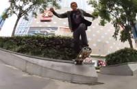 Kia World Games 2013 - Ryan Decenzo Shreds Shanghai
