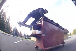 Jordan Sanchez - Dumpster Part