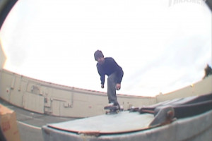 "Jordan Sanchez - Dumpster ""Rough Cut"""