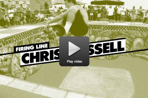Chris Russel - Firing Line