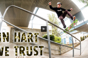 Paul Hart - Pro for Cliche