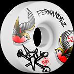 BONES WHEELS STF Pro Fernandez Sparrow 52mm 4pk