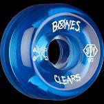 BONES WHEELS SPF Clear Blue 60mm 4pk