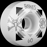 BONES WHEELS SPF Rat Bones 60mm 4pk