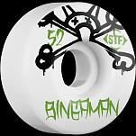 BONES WHEELS STF Pro Bingaman Mad Chavo 52mm 4pk