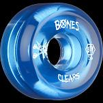 BONES WHEELS SPF Clear Blue 56mm 4pk