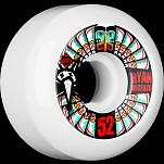 BONES WHEELS STF Pro Decenzo Totum 52mm Wheels 4pk