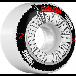 BONES WHEELS STF Pro Creager Dirtbike 52mm (4 pack)