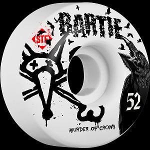 BONES WHEELS STF Pro Bartie Crow 52mm 4pk