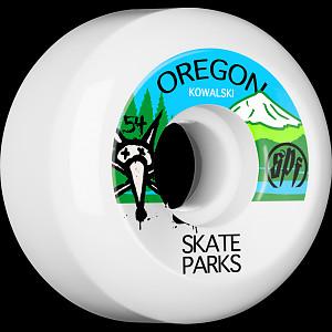 BONES WHEELS SPF Pro Kowalski Parks 54mm Wheel 4pk