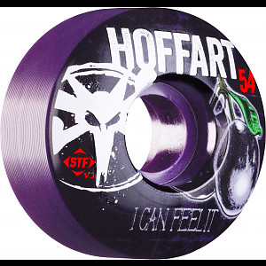 BONES WHEELS STF Pro Hoffart Blue Hue 54mm 4pk