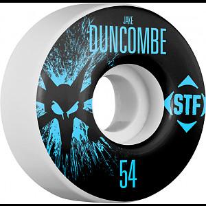 BONES WHEELS STF Pro Duncombe Team Wheel Splat 54mm 4pk