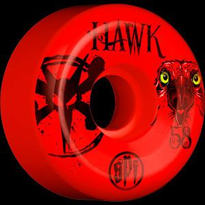 BONES WHEELS SPF Pro Hawk Eye Wheel 58mm 4pk