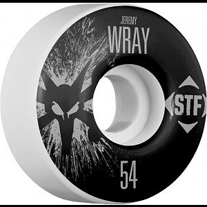 BONES WHEELS STF Pro Wray Team Wheel Splat 54mm 4pk