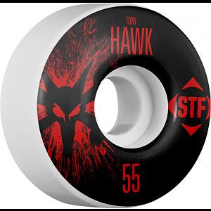 BONES WHEELS STF Pro Hawk Team Wheel Splat 55mm 4pk