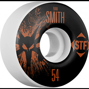 BONES WHEELS STF Pro Smith Team Wheel Splat 54mm 4pk