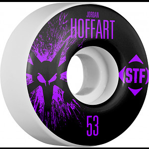 BONES WHEELS STF Pro Hoffart Team Wheel Splat 53mm 4pk