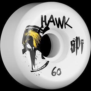 BONES WHEELS SPF Pro Hawk McSqueeb Wheel 60mm 4pk