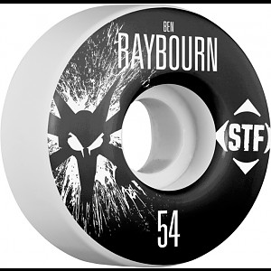 BONES WHEELS STF Pro Raybourn Team Wheel Splat 54mm 4pk