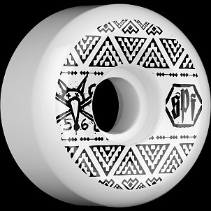 BONES WHEELS SPF Side Cut 56mm 4pk