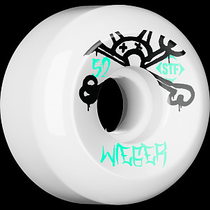 BONES WHEELS STF Pro Wieger Mad Chavo 52mm 4pk
