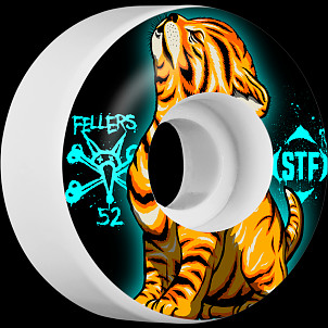 BONES WHEELS STF Pro Fellers Roar 52mm 4pk