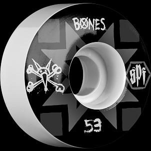 BONES WHEELS SPF Min Rat 53mm 4pk