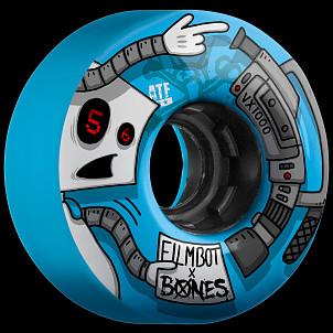 BONES WHEELS ATF Filmbot III 56mm Wheel 4pk