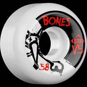 BONES WHEELS STF V5 Series 58mm (4 pack)