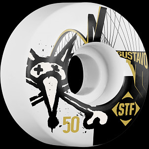 BONES WHEELS STF Pro Gustavo Bridge 50mm Wheels 4pk