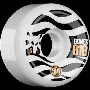 BONES WHEELS SPF Eighty Ones 54mm 4pk
