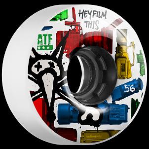 BONES WHEELS ATF Filmer Hernandez Film 56mm Wheel 4pk
