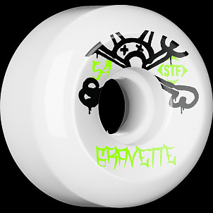 BONES WHEELS STF Pro Gravette Mad Chavo 54mm 4pk