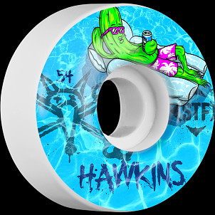 BONES WHEELS STF Pro Hawkins Water 54mm 4pk