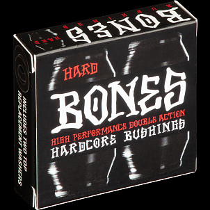 BONES WHEELS Bushing Hardcore Hard Black Pack