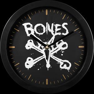 BONES WHEELS Vato Wall Clock