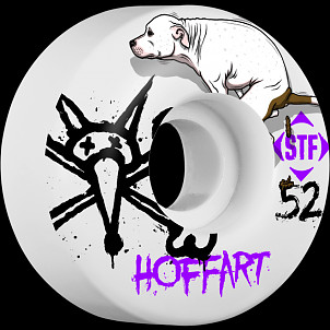 BONES WHEELS STF Pro Hoffart Movement 52mm Wheels 4pk
