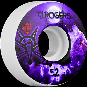 BONES WHEELS STF Pro Rogers Howl 52mm 4pk