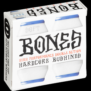 BONES WHEELS Bushing Hardcore Soft White pack