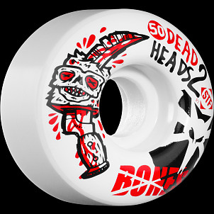 BONES WHEELS STF Dead Heads 2 50mm (4 pack)