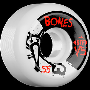 BONES WHEELS STF V5 Series 55mm (4 pack)