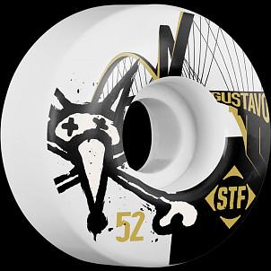 BONES WHEELS STF Pro Gustavo Bridge 52mm Wheels 4pk
