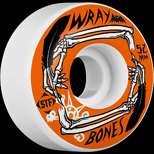 BONES WHEELS STF Pro Wray Quill 52mm 4pk