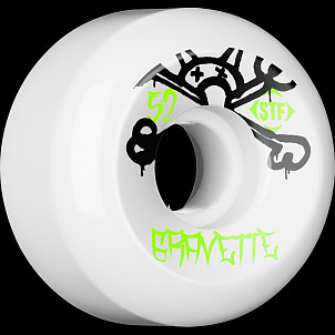 BONES WHEELS STF Pro Gravette Mad Chavo 52mm 4pk