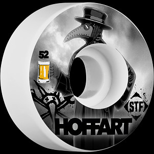 BONES WHEELS STF Pro Hoffart Brew 52mm 4pk