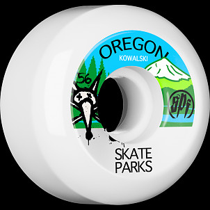 BONES WHEELS SPF Pro Kowalski Parks 56mm Wheel 4pk