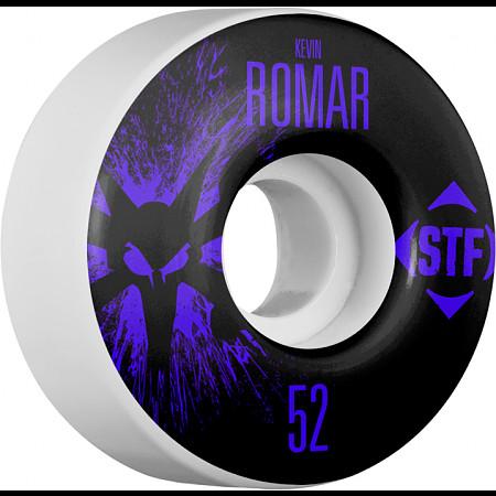BONES WHEELS STF Pro Romar Team Wheel Splat 52mm 4pk