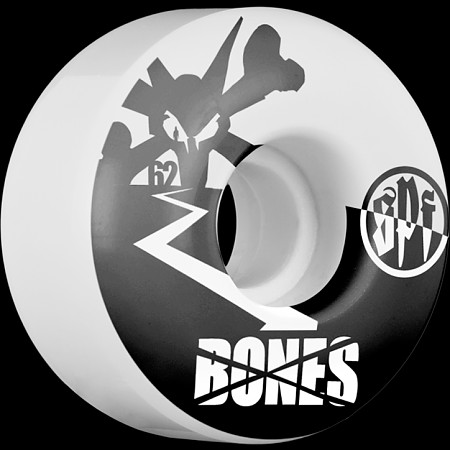 BONES WHEELS SPF Too Tone 62mm wheels 4pk