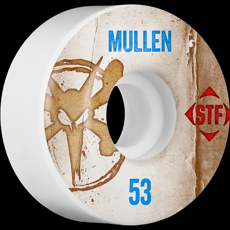 BONES WHEELS STF Pro Mullen Team Vintage Wheel 53mm 4pk