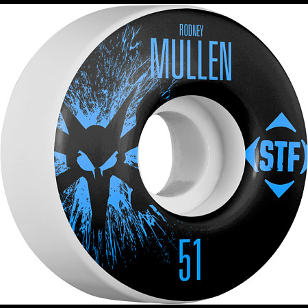 BONES WHEELS STF Pro Mullen Team Wheel Splat 51mm 4pk